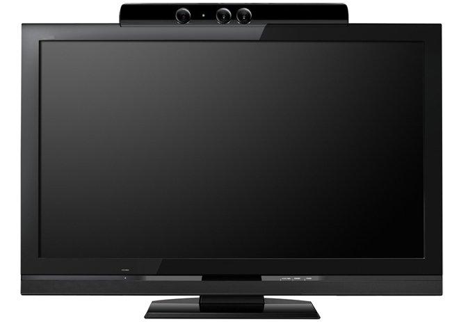 Kinect Integration Into TV Sets