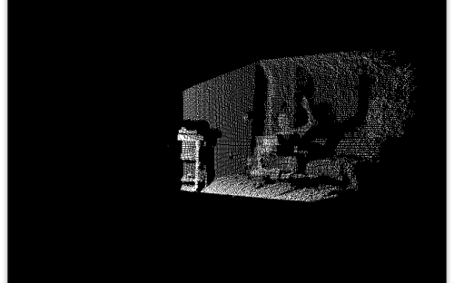 Shiffman's OpenKinect Processing Wrapper Demo