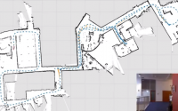 Automated Building Mapping and Localization