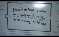Kinect Doodle Defense