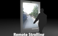 Kinect Virtual Remote Strolling