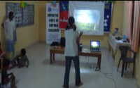 Nayi Disha - Teaching with the Kinect to Progress Past Literacy Related Obstacle