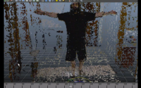 Kinect Point Cloud Generated Reference Software for Animations