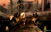 Skyrim Voice and Gesture Commands Using Kinect, FAAST and VAC